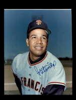 Juan Marichal Hand Signed 8x10 Photo Autograph 1 San Francisco Giants