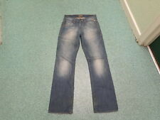 "Jack & Jones Gate Jeans Waist 28"" Leg 32"" Faded Medium Blue Mens Jeans"