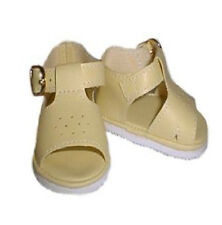 Yellow Diamond Design Sandals Fits 18 inch American Girl Dolls Fuchsia diamo