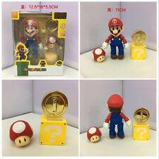 S.H.Figuarts Nintendo Super Mario Action Figures Box Set