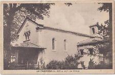 ITALIA 1926 LA TRAVERSA FIRENZUOLA -LA CHIESA