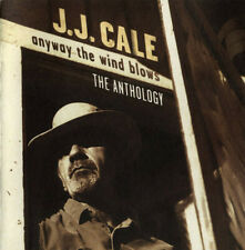 J.J. Cale - Anyway The Wind Blows  - NEW 2 x CD (sealed) The Anthology 50 Tracks