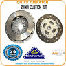 2 IN 1 CLUTCH KIT  FOR RENAULT LAGUNA CK9796