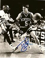 Travis Ford UK Kentucky Wildcats 8x10 Photo Signed NCAA Oklahoma State