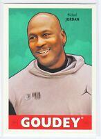 2016 Goodwin Champions GOUDEY Michael Jordan
