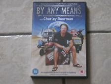 2 DVD Charley Boorman By any means from Ireland to Sydney Weltreise Abenteuer