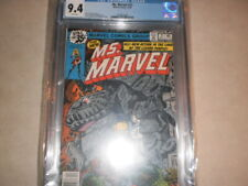 MS MARVEL 21 CGC 9.4 SECOND MOVIE COMING CHRIS CLAREMONT SIGNING SOON
