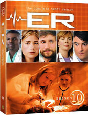 ER: COMPLETE TENTH SEASON (6PC) / (WS) - DVD - Region 1