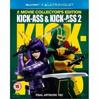 Kick-Ass / Kick-Ass 2 (Blu-ray, 2013, 2-Disc Set)