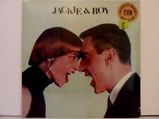 Sealed ! Jackie Cain & Roy Kral 2 LP Jackie & Roy , MCA 2 4169, 1982