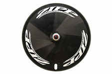 Zipp 900 Contrarreloj Bicicleta Disco Rueda Trasera 700c Carbono Tubular Shimano