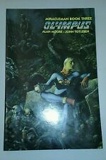 Miracleman TPB 1988-1992 Eclipse #3-1ST print fine 6.0 alan moore graphic novel