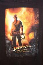 Indiana Jones & The Kingdom of the Crystal Skull T-Shirt Small