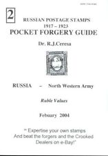 RUSSIA 1917-23 FORGERY GUIDE, Part 2 North Western Army Ruble Values, Ceresa