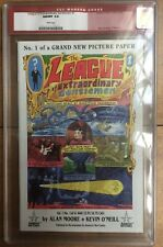 The League Of Extraordinary Gentlemen #1 CGC 9.8 1999 White Pages