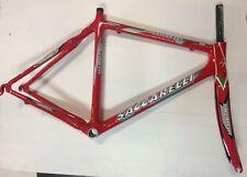 Telaio bici corsa carbonio Saccarelli CRF3 54 carbon road bike frame