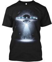 Ufo 1 Hanes Tagless Tee T-Shirt