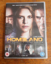 Homeland - The Complete Third Season DVD Set