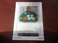 2005 Topps Rookie Premiere Sterling Sharpe RARE