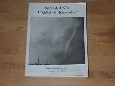 April 3 1974 A Night to Remember, Alabamas Most Disastrous Tornado Book