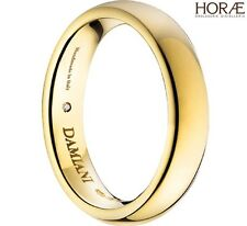Anello donna fede Damiani Collezione Noi2 oro giallo diamante wedding ring Ladie