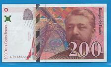 Gertbrolen  200 Francs EIFFEL Type 1996 Billet L046854480