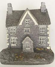 Lilliput Lane Lakeside House England Collection Handmade Uk Miniature Signed
