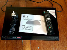 LG RHT498H DVB-T HDD/DVD Full HD Recorder and Freeview