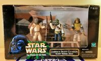 STAR WARS POWER OF THE FORCE JABBA'S SKIFF GUARDS 1998 HASBRO NEW SEALED