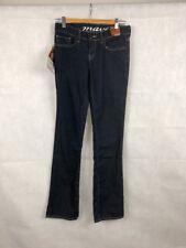 MAVI Jeans Anna Lowrise Skinny Bootcut Size W26 L34 Blue New NWT