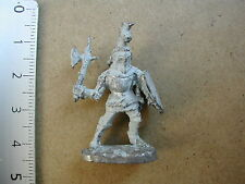 CHEVALIER / MEDIEVAL KNIGHT RAL PARTHA ?GRENADIER  ?VERY OLD METAL MINIATURE P67