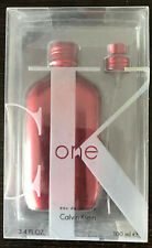 Calvin Klein CK One - Limited Editon Collector's Red Bottle