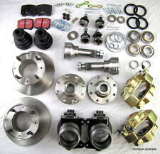 "MINI 7.5"" COOPER S/CLUBMAN GT FRONT END DISC BRAKE CONVERSION KIT"