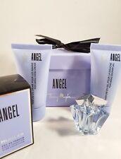Mugler Angel boxed gift set - 30ml Body lotion, Shower Gel & Angel Muse 5ml EDP