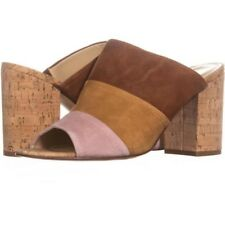 20111395ec7 Marc Fisher Slip On Suede Sandals for Women for sale | eBay