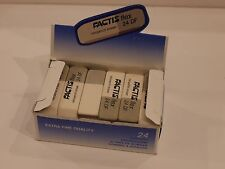 Job Lot Factis 24DF Ink and Pencil Rubbers Erasers box 0f 24