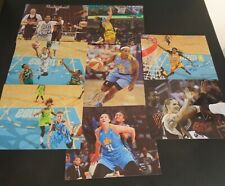 CHICAGO SKY Womens Basketball WNBA Signed 8 x 10 Photo Lot of 8 Free Shipping
