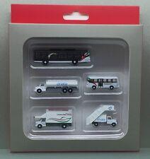 Gemini Jets 1/200 Emirates Airport Service Vehicles 5 pieces GSE miniature set