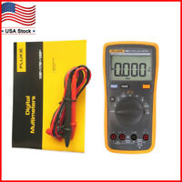 New FlUKE 15B+ Multimeter AC/DC/Diode/R/C auto/manual