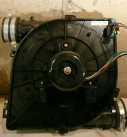 Carrier BDP Draft Inducer Furnace Motor HC27UE120, 398A, P251-2307, JA1P053N