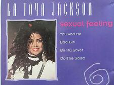 La Toya Jackson - Sexual Feeling (CD)  SPEEDYPOST