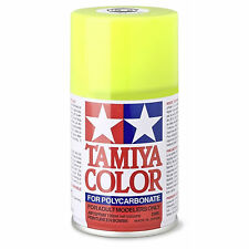 Tamiya 300086027 ps-27 100ml Color Amarillo Neón Color