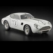 CMC M-139 Aston Martin DB4 GT Zagato White 1961 Le Mans 1:18 NEW - AUTH DEALER