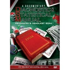 Psychiatry's Diagnostic and Statistical Manual: Psychiatry's Deadliest Scam (DVD