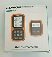 Conor CN-10 Wireless Digital Meat Thermometer W/ Dual Probe For Grilling BBQ