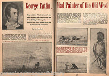 George Catlin - Mad Painter Of The Old West