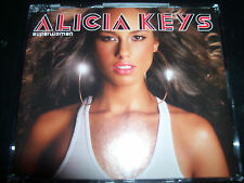 Alicia Keys Superwoman 2 Track Australian CD Single - New