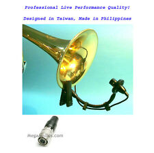 Professional Saxophone Microphone for Audio-Technica Wireless_Live Recording Mic