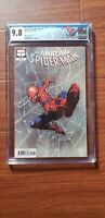 The Amazing Spider-Man 1 CGC 9.8 - First Appearance of Kindred w/ custom label.