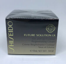 Genuine Shiseido Future Solution LX Eye and Lip Contour Regenerating Cream 15ml